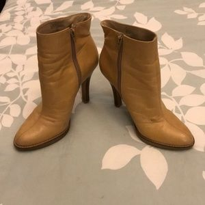 Boutique 58 short boots. 4.5 inches. Size 8.